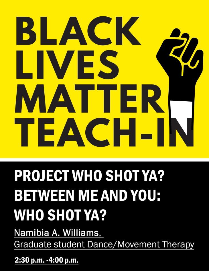 BLM Teach-In Flyer 8.5x11.indd